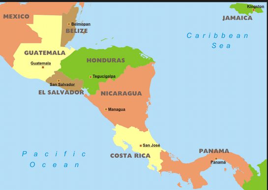 central america part